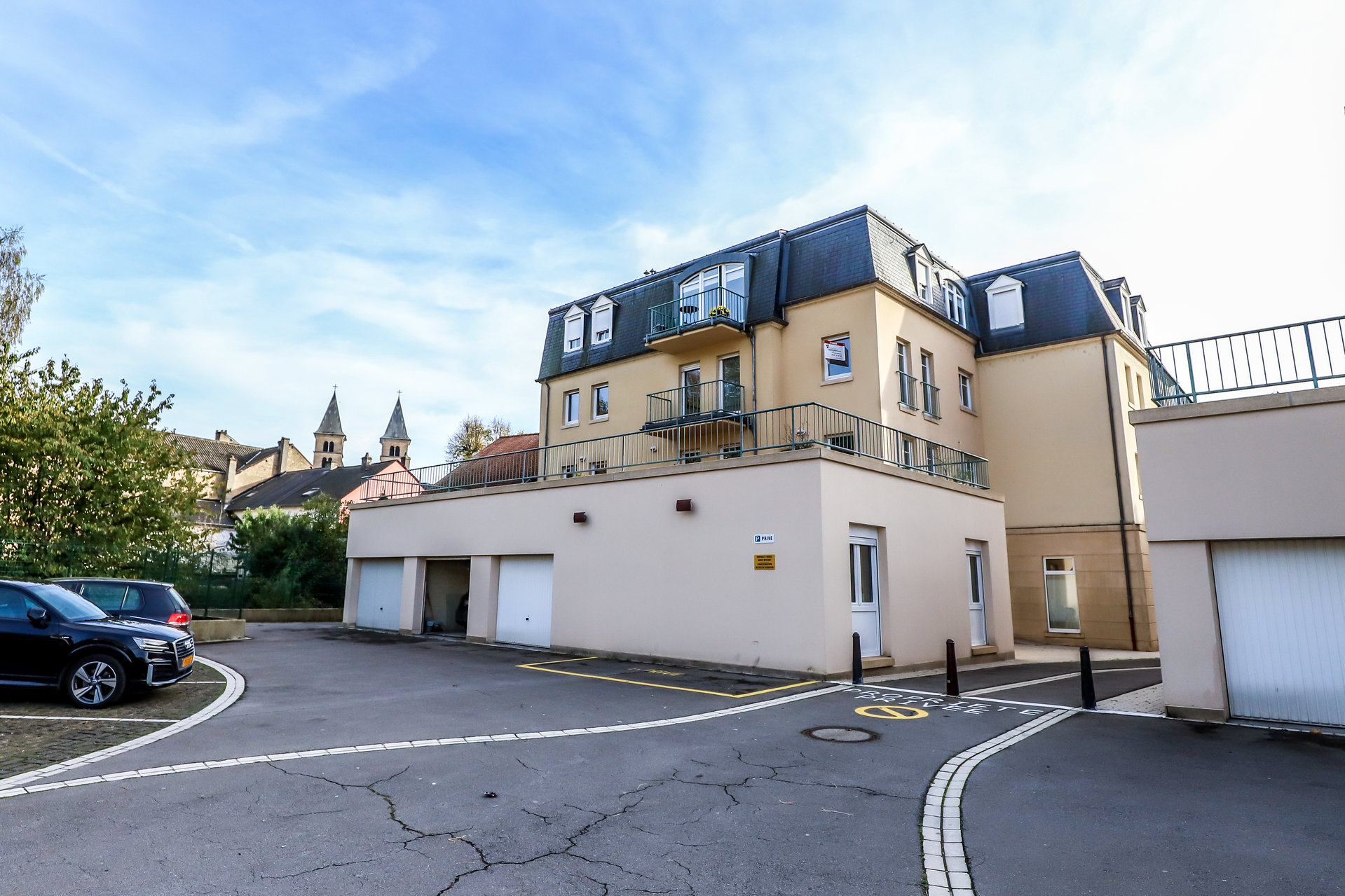 FOR RENT - apartment with 1 bedroom in Echternach