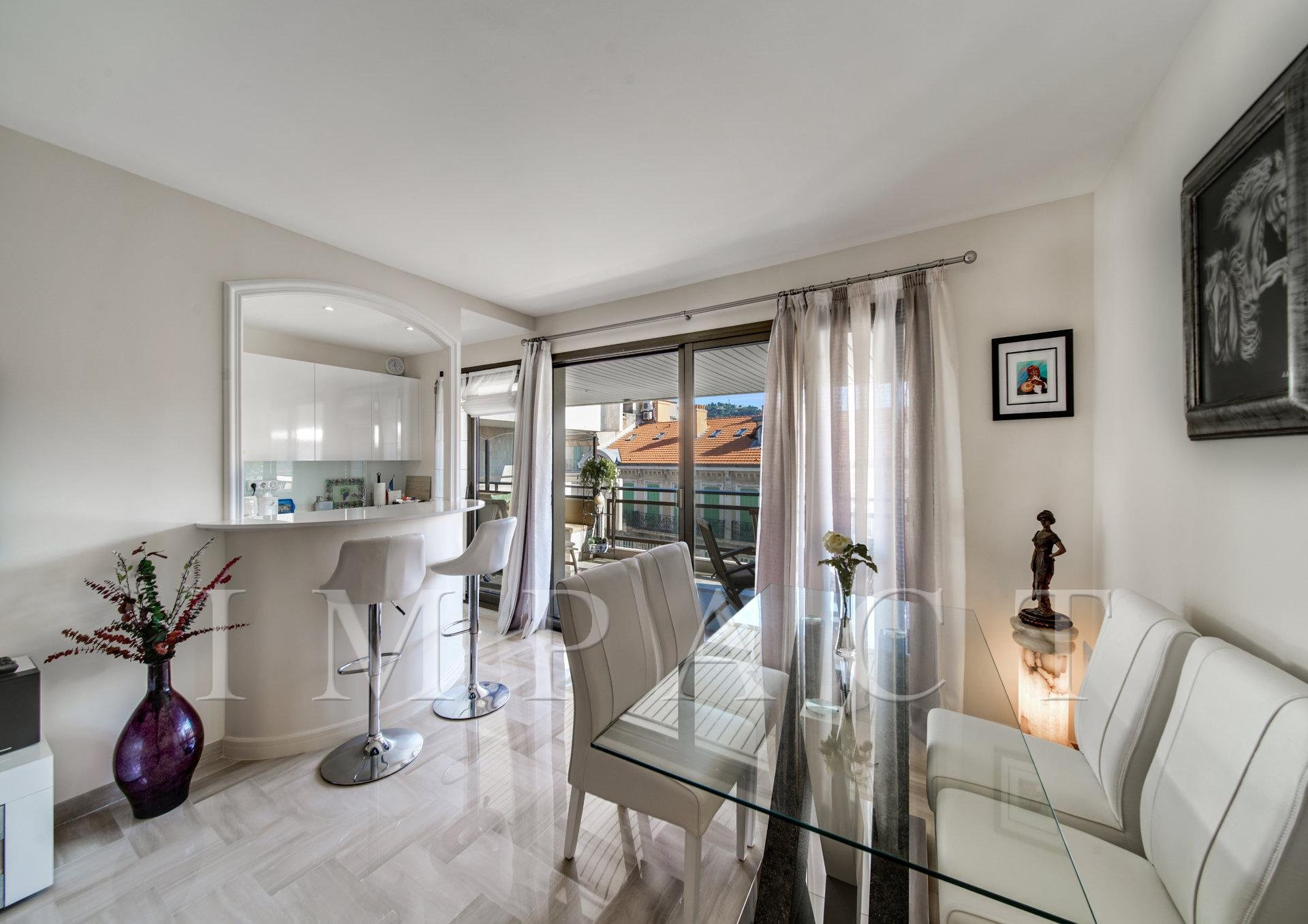 Apartement in the city center of Cannes