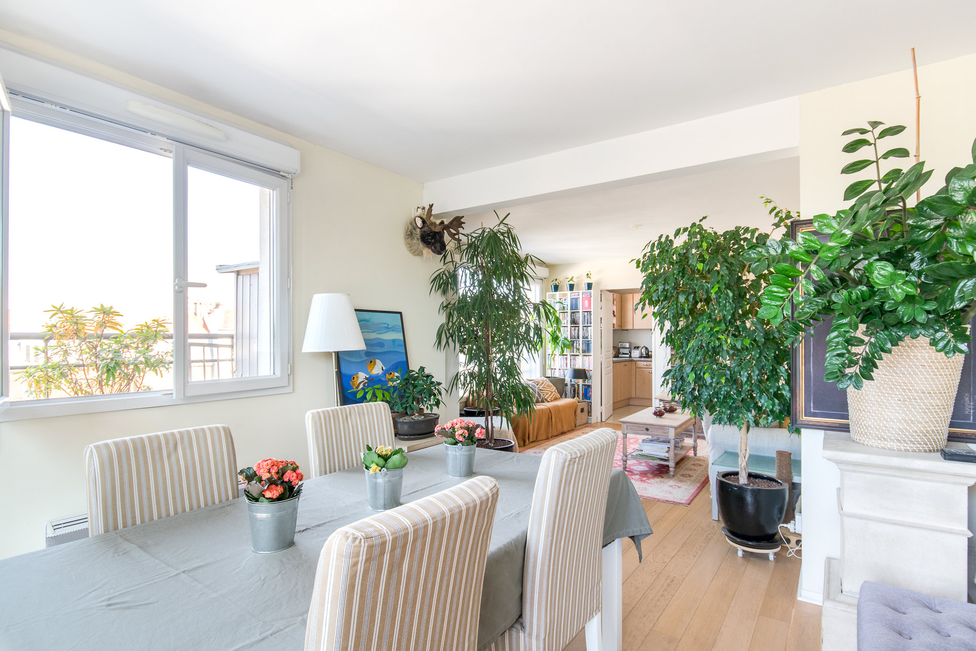 Vente Appartement - Saint-Denis