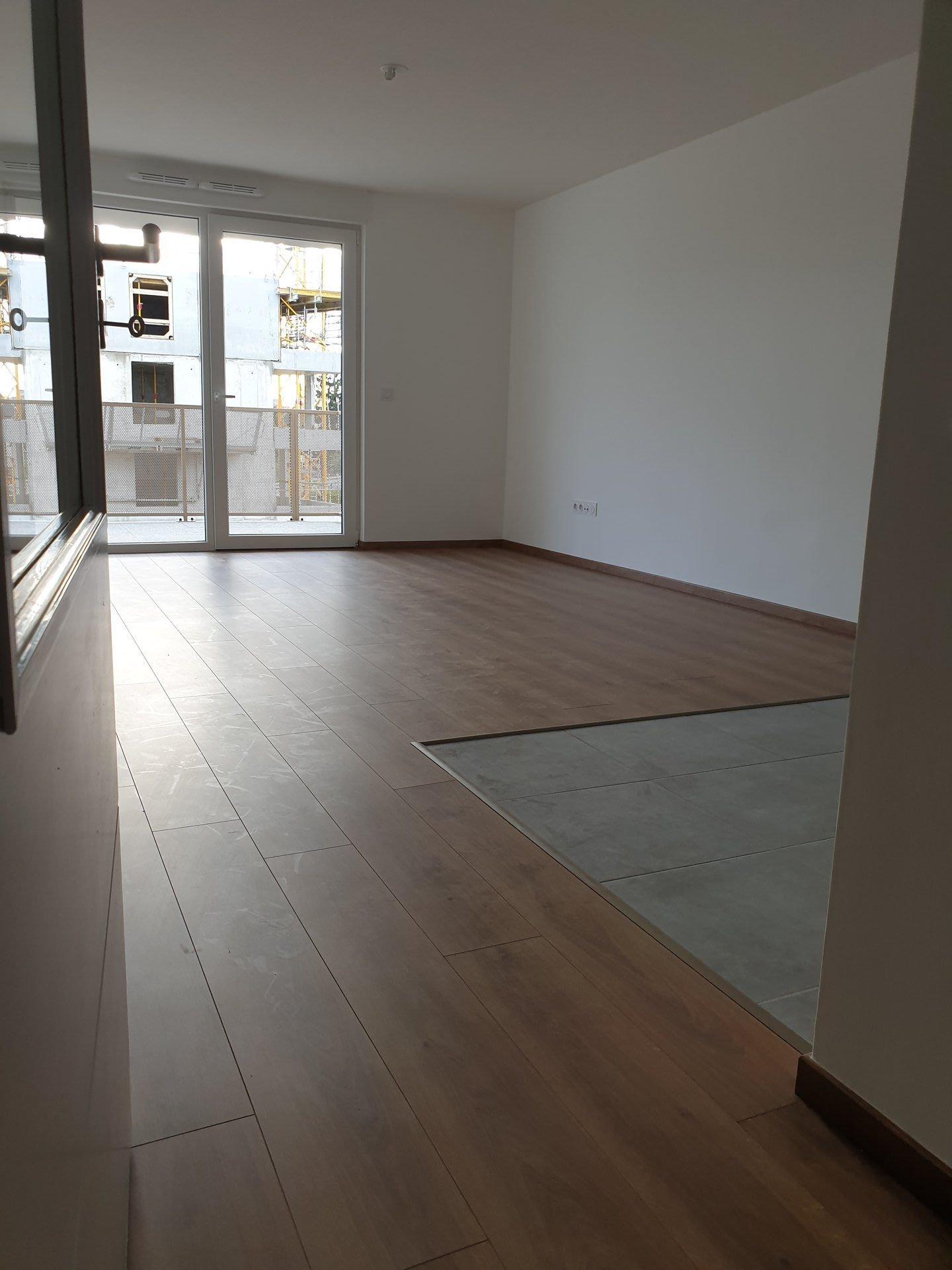 Appartement - BISCHHEIM - Trois pièces - Neuf
