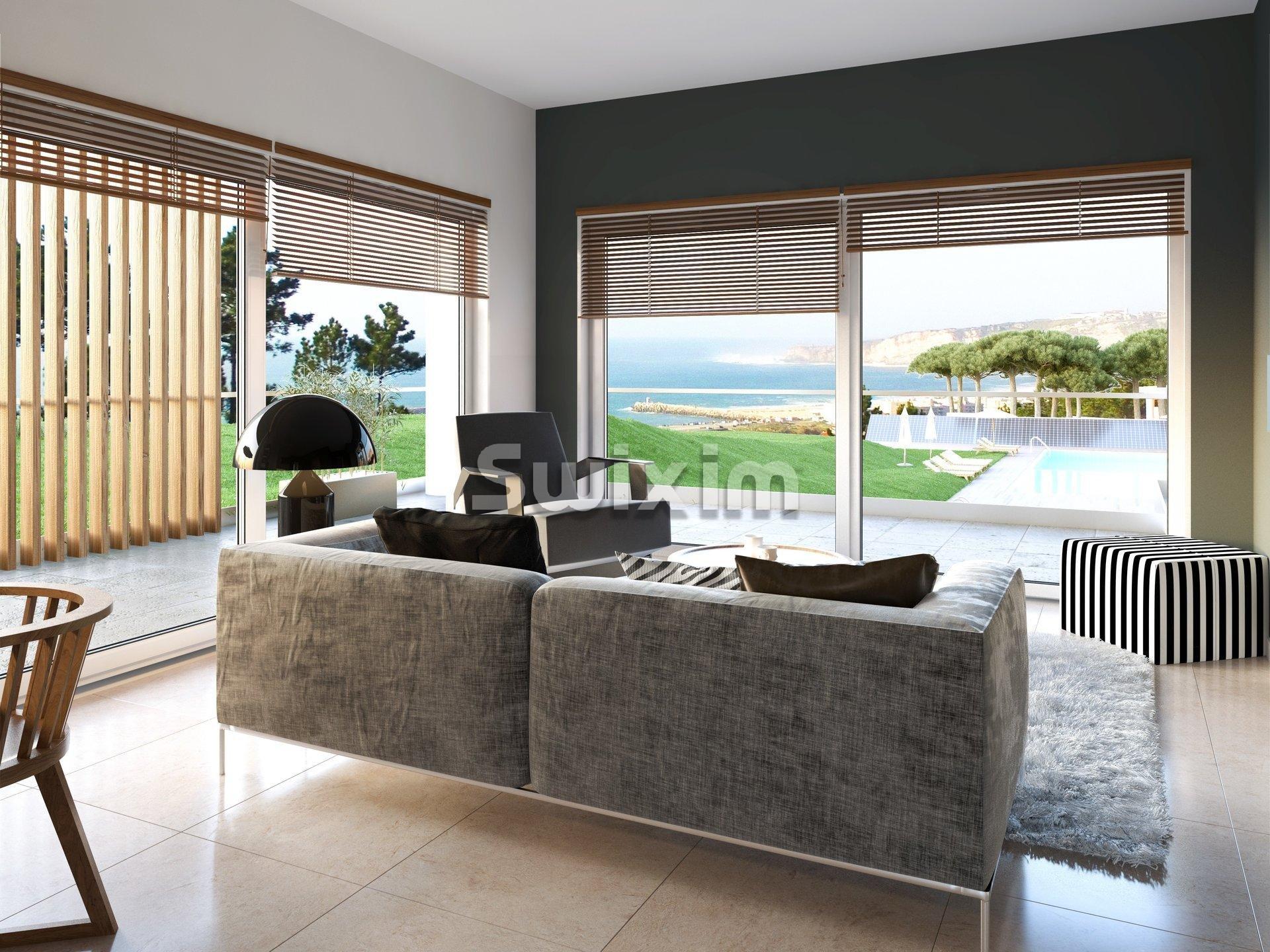 Apartamento T1 com vista mar