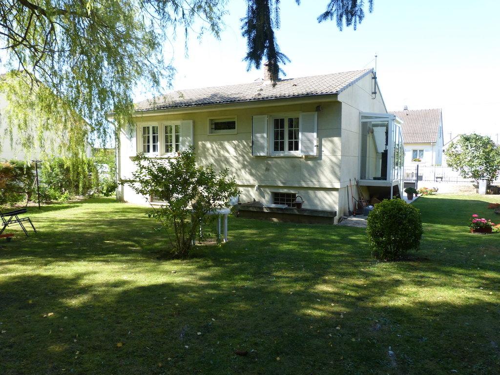Proche gare, maison F3 de 70 m²