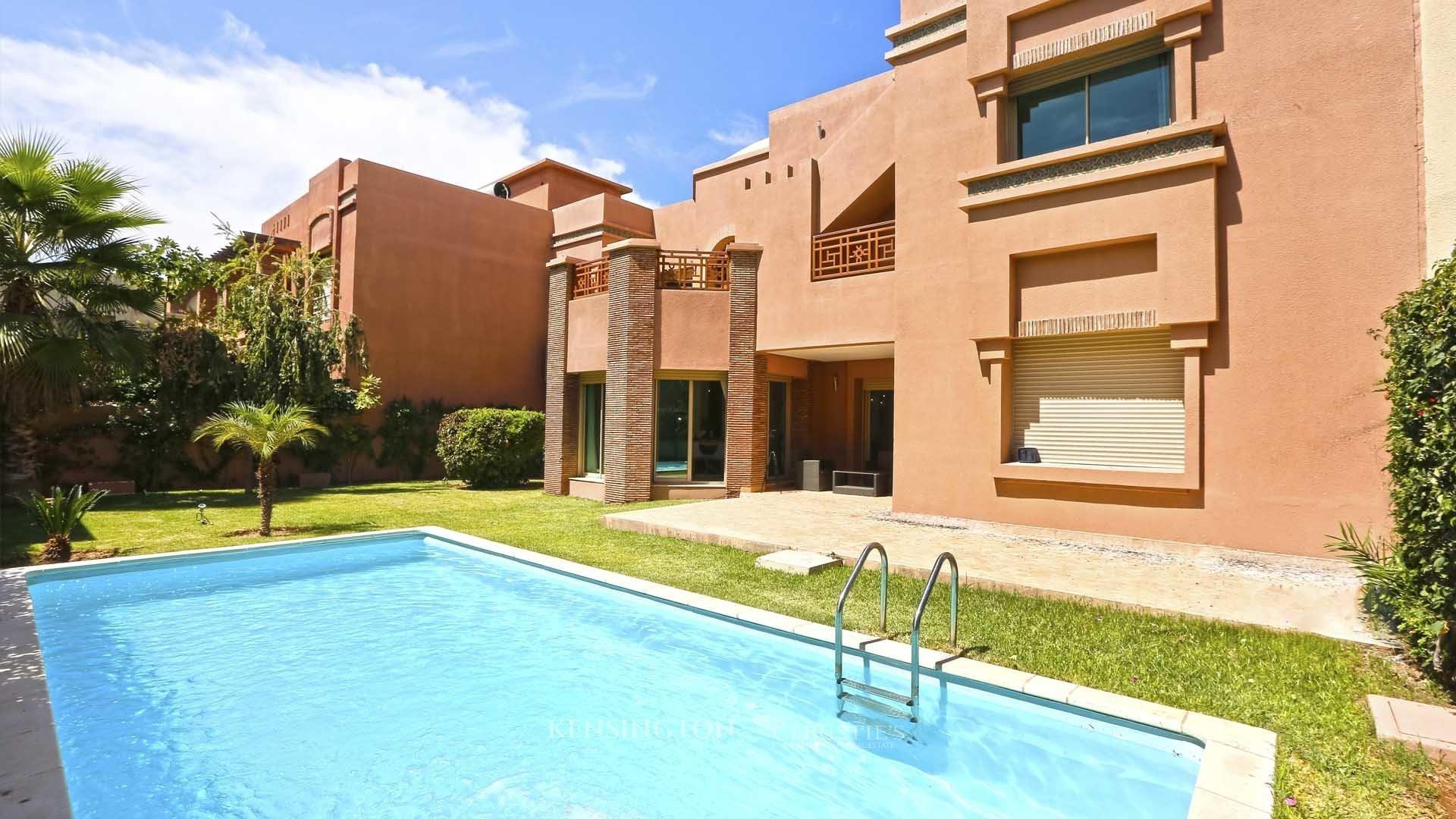 KPPM01283: Villa Chemsi Luxury Villa Marrakech Morocco