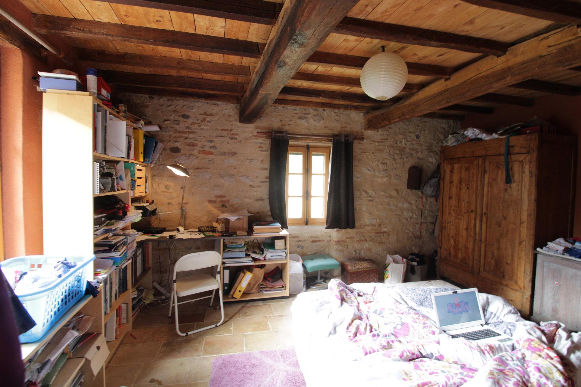 GAILLAC - CORPS DE FERME DU 19EME: T5 + T2 + Maison à rénover à 30mn de Toulouse