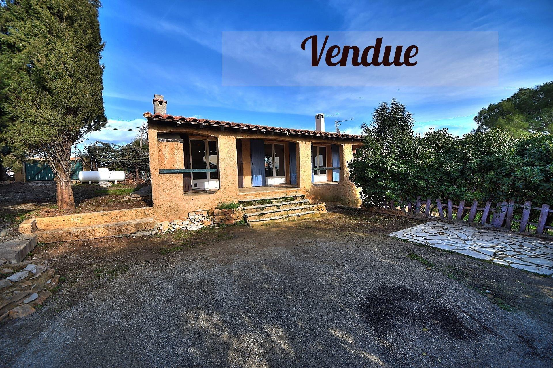 Sale Villa Régusse