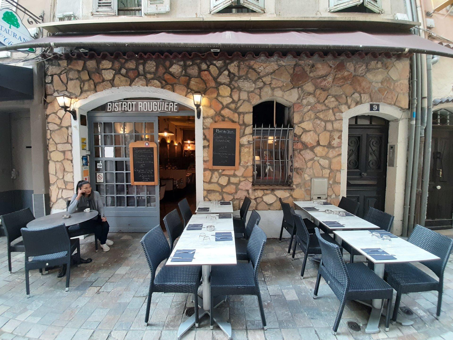 Restaurant proche rue Félix Faure et rue d'Antibes