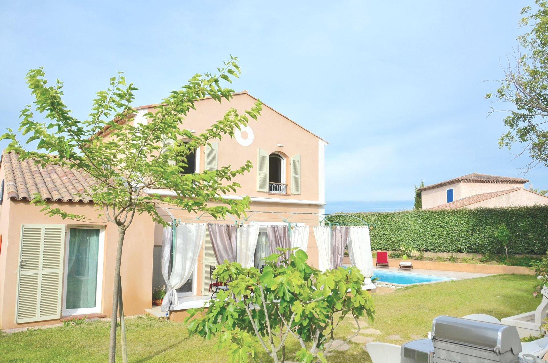 Villa familiale 4 chambres avec piscine, jardin, garage