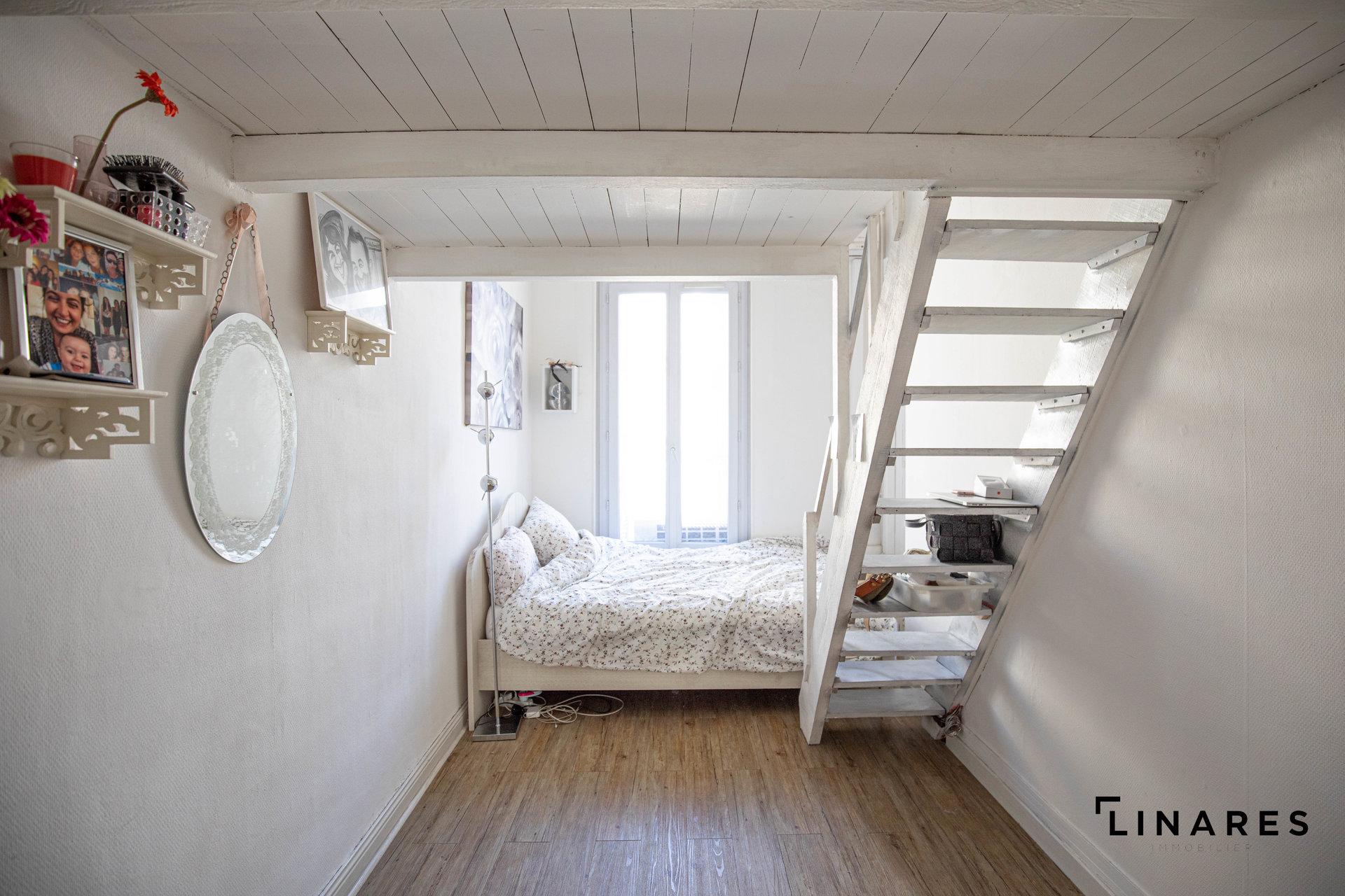 LE BOURGEOIS DU CENTRE VILLE - Appartement de Type 4/5 de 153 m2