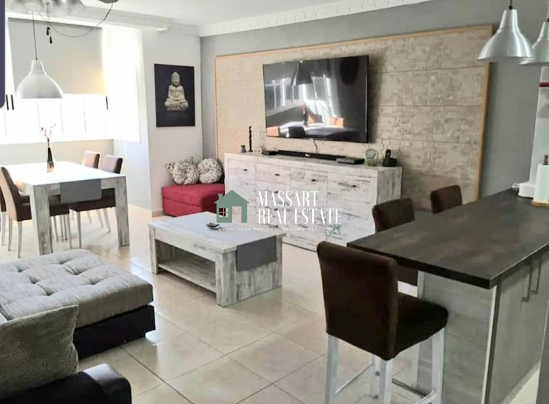 For sale in San Isidro, apartment with a strategic location