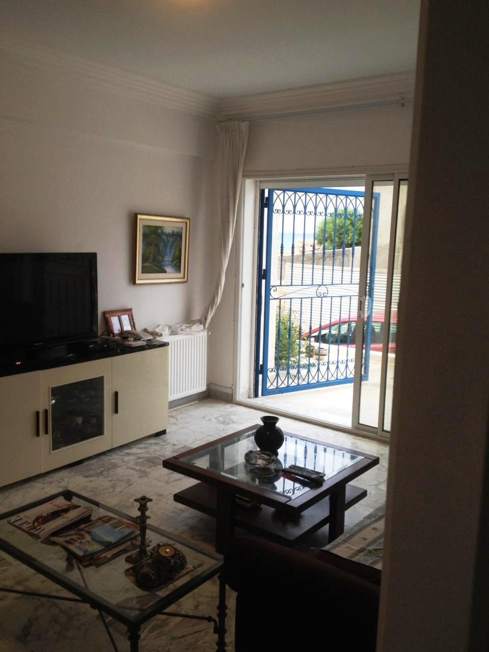 appartement meublé gammarth