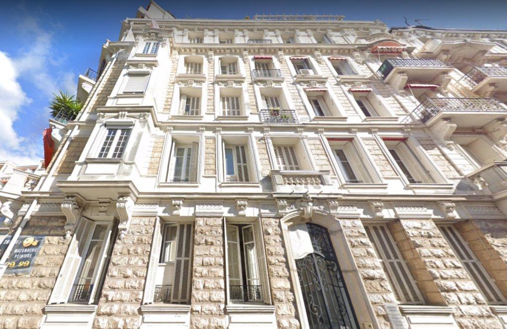 NICE FLEURS GAMBETTA - STUDIO 21 m² - 72.500 €