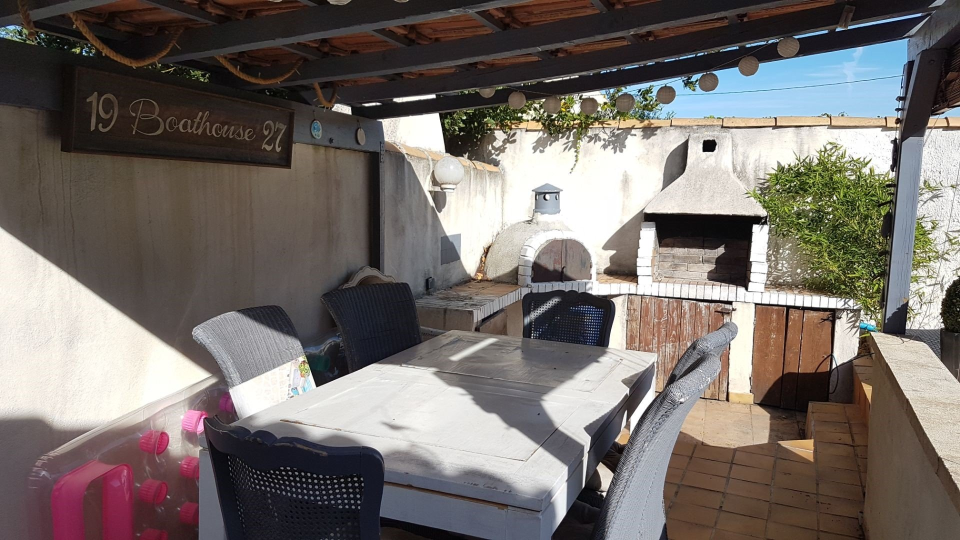 VENTE MAISON 4  PIECES + PISCINE MARTIGUES