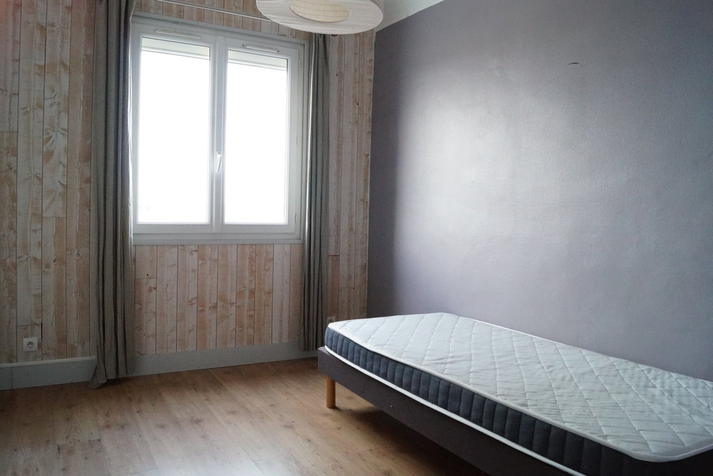 Appartement type 4 proche port de La Rochelle