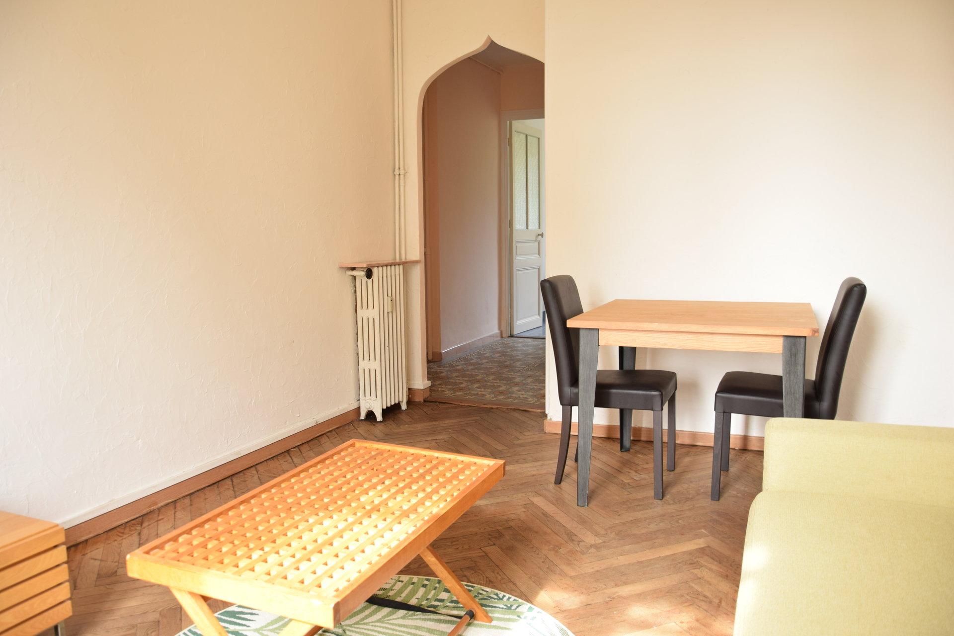 2 pièces meublé - Nice Cimiez