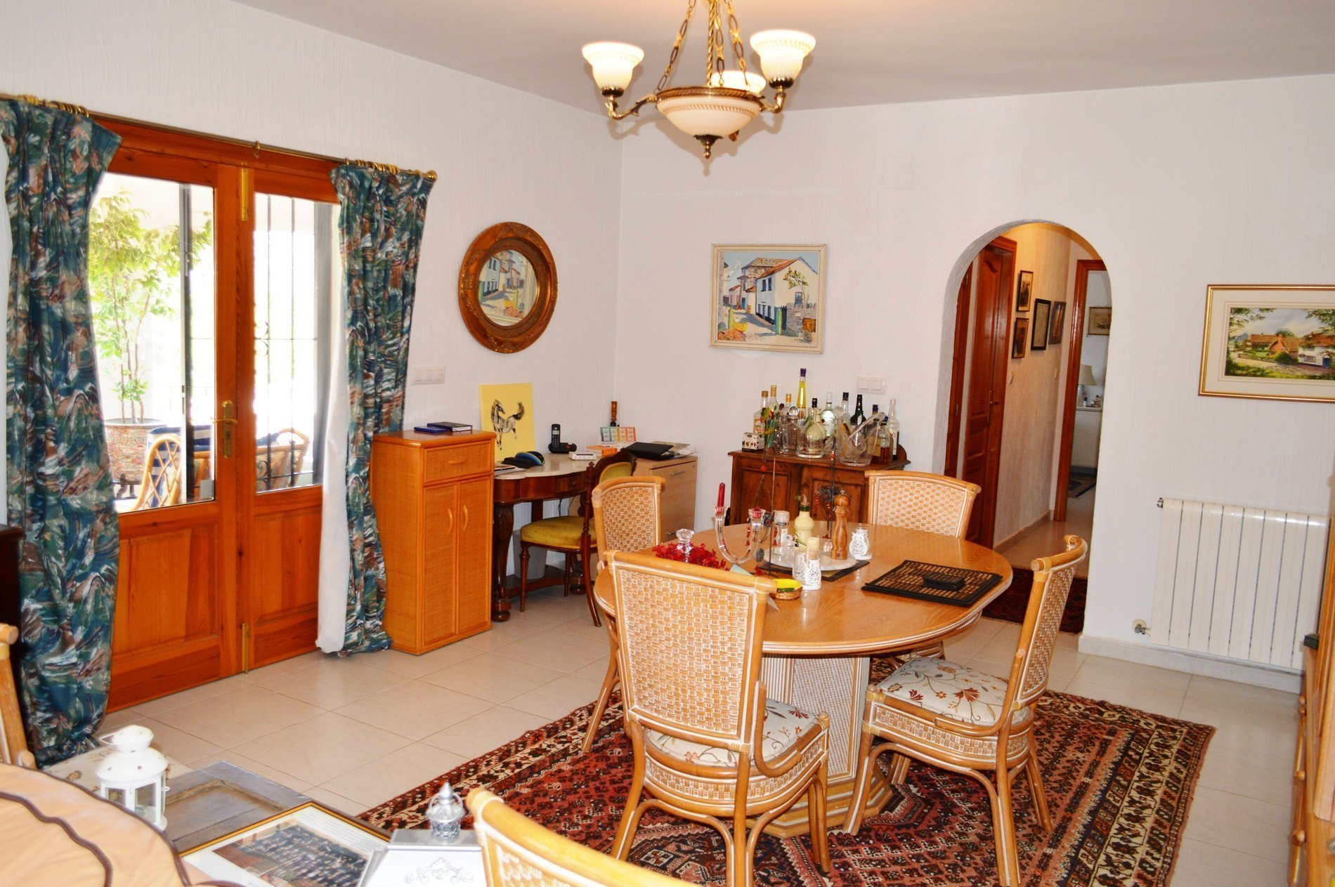 Spacious detached 1-storey villa