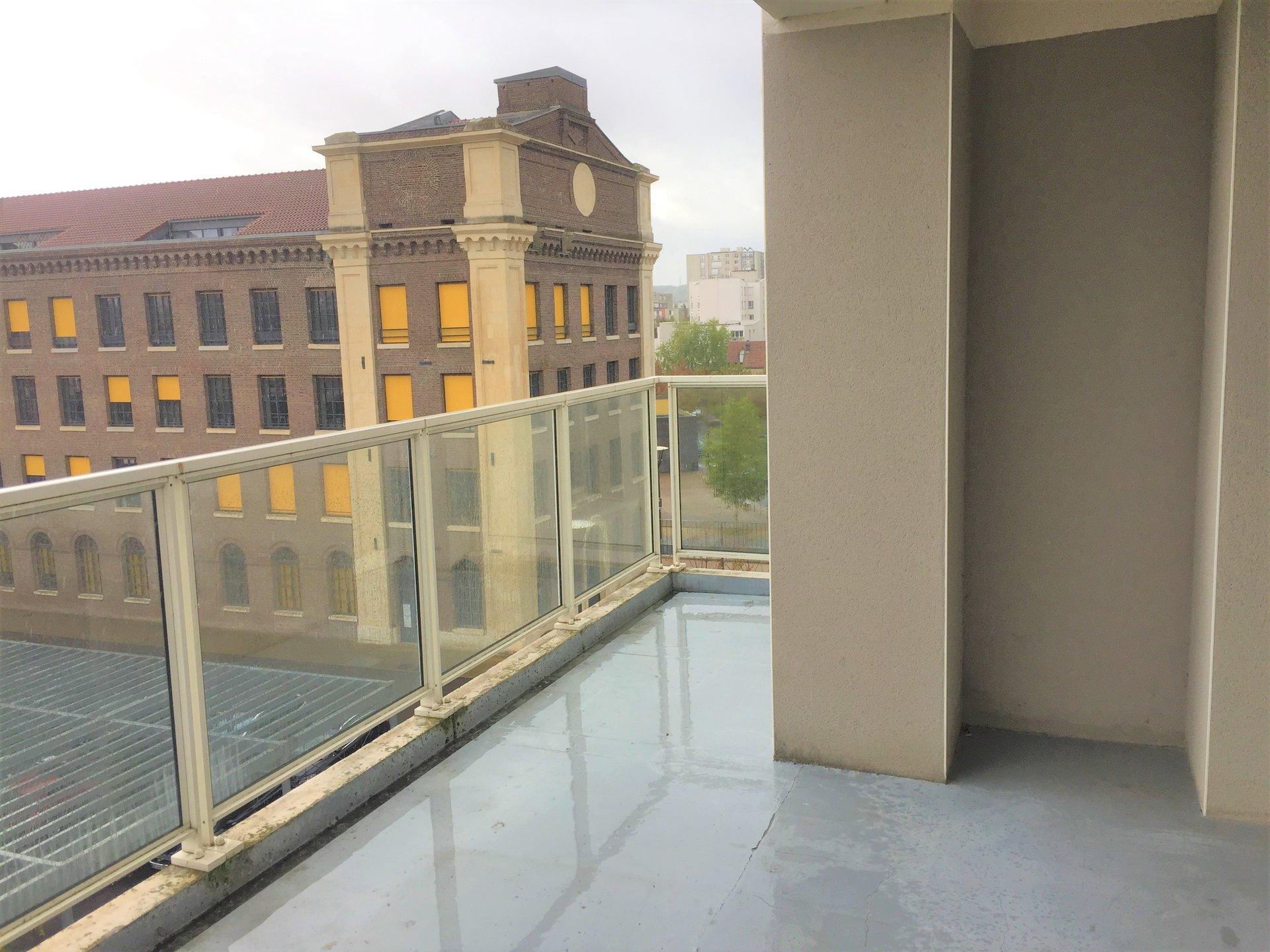 T3 avec balcon résidence récente