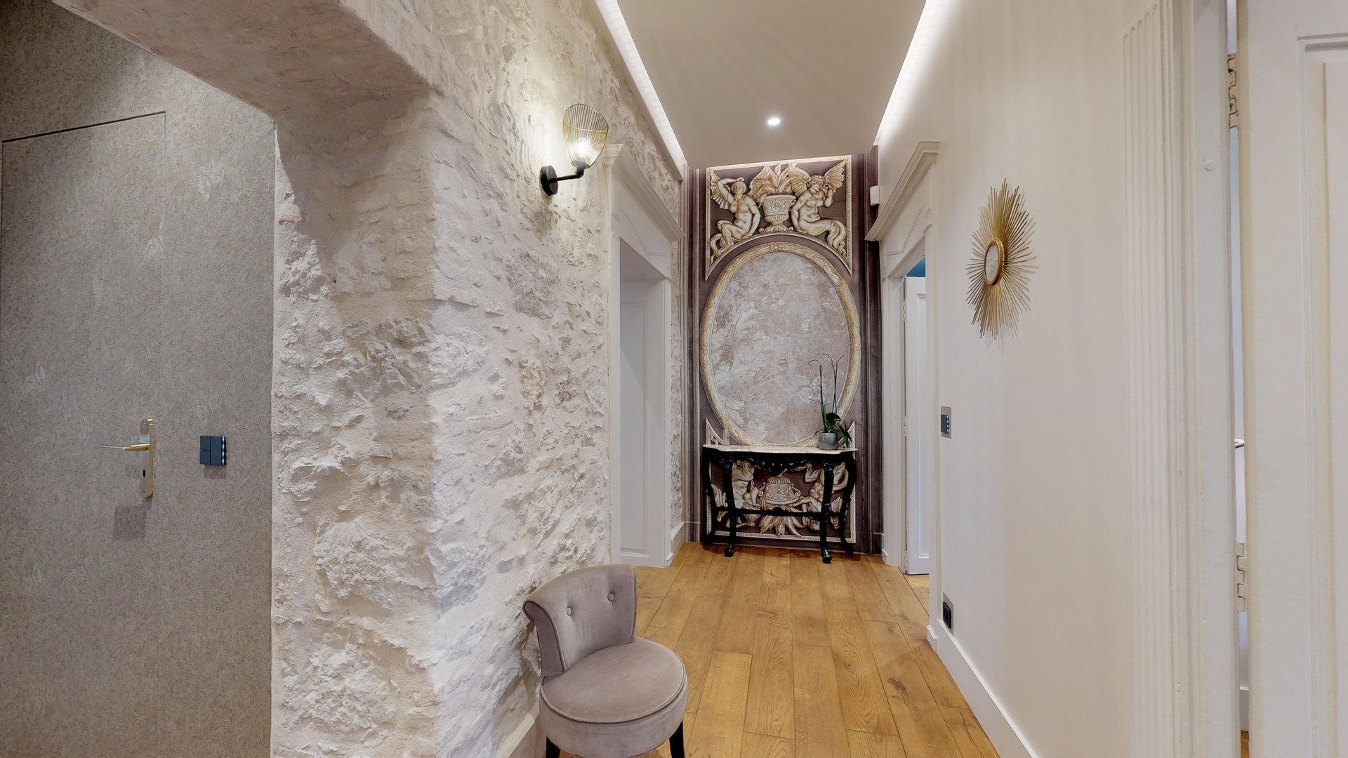 Appartement 3 pièces-Le Port NICE