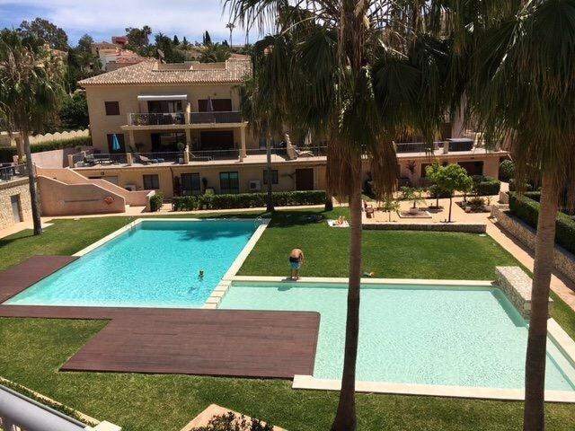 Penthouse in Res. Jardines de Montemar
