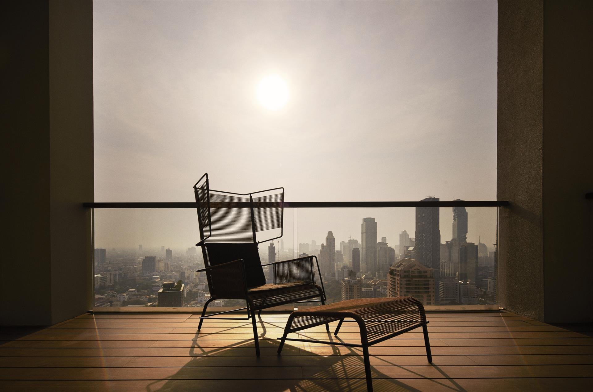 the sukhothai residences, bangkok, penthouse image8