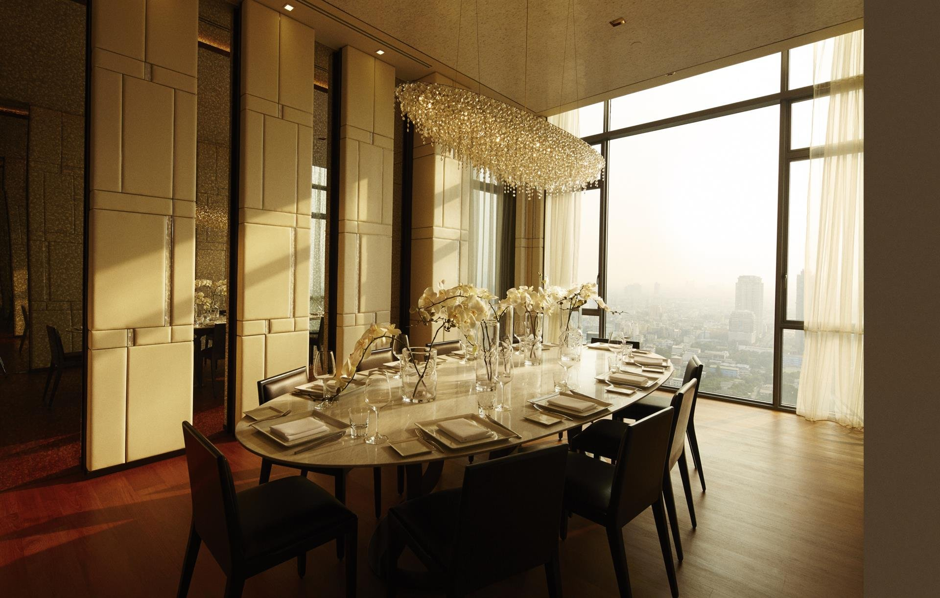 the sukhothai residences, bangkok, penthouse image17