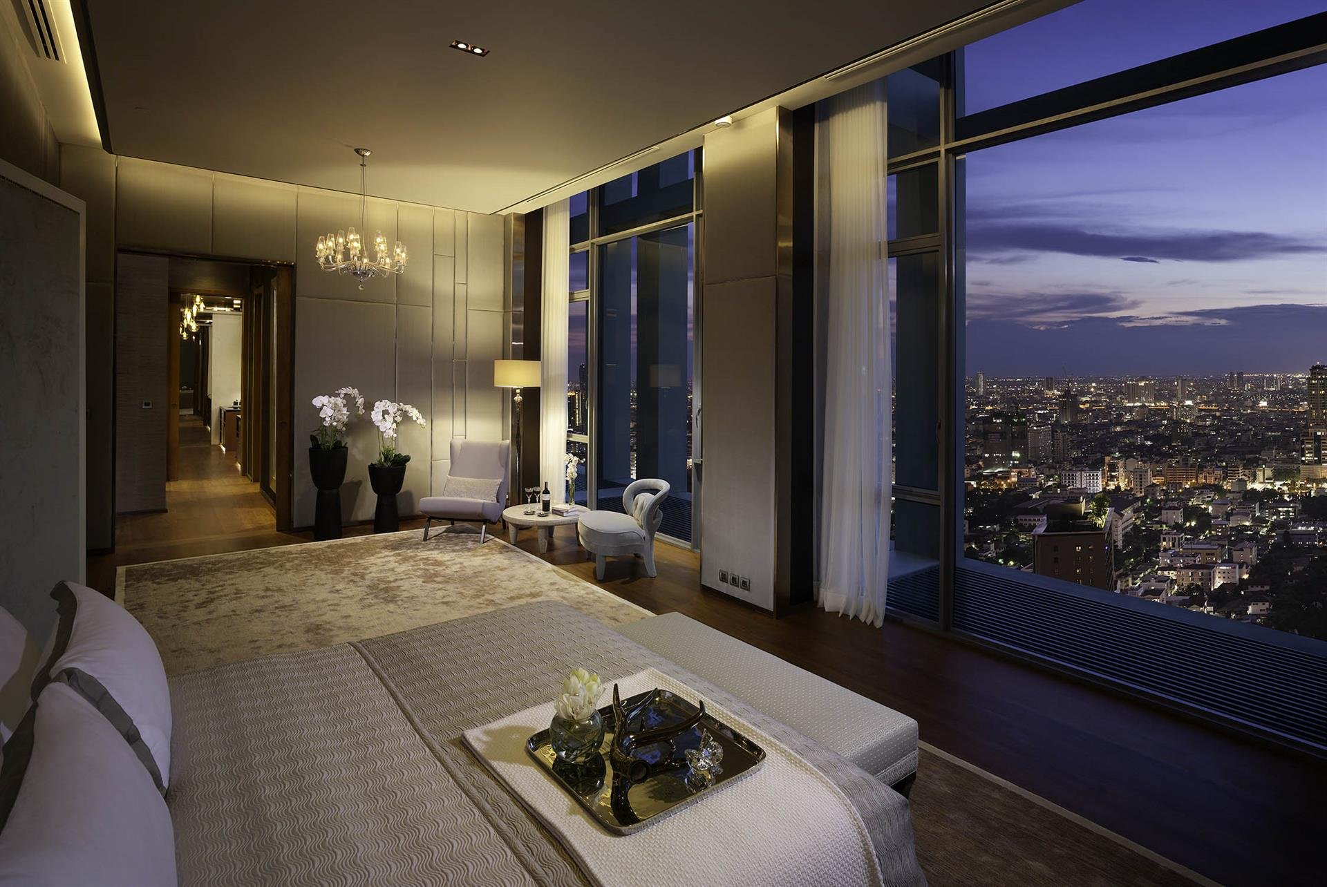 the sukhothai residences, bangkok, penthouse image15