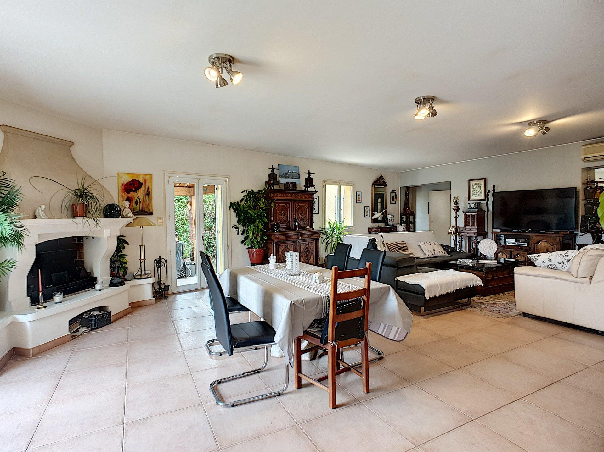 Vente villa plain pieds à Cabris