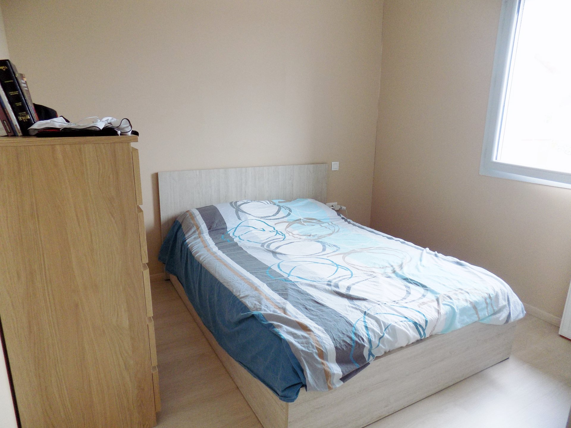 Appartement T2 - 44 m² - ROUFFIAC-TOLOSAN