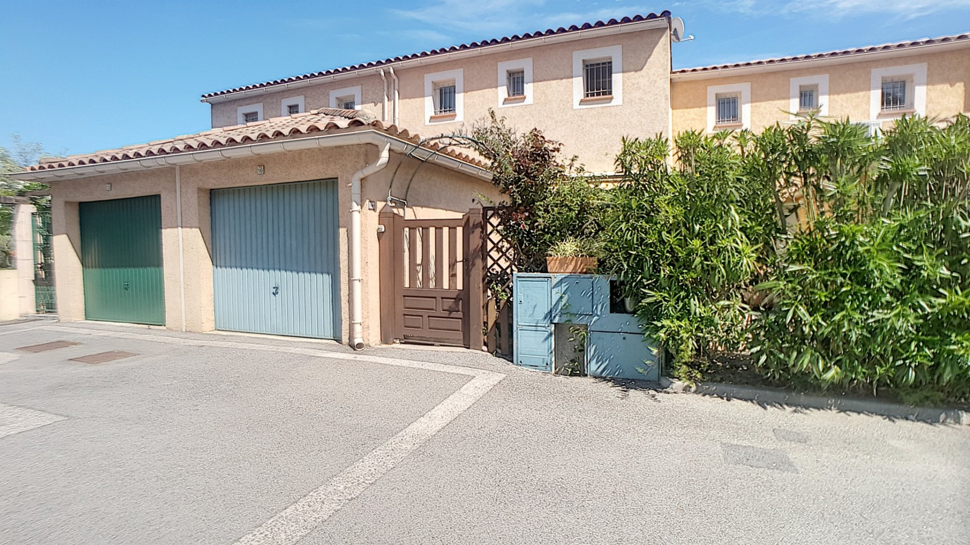 Affitto stagionale Casa - Antibes