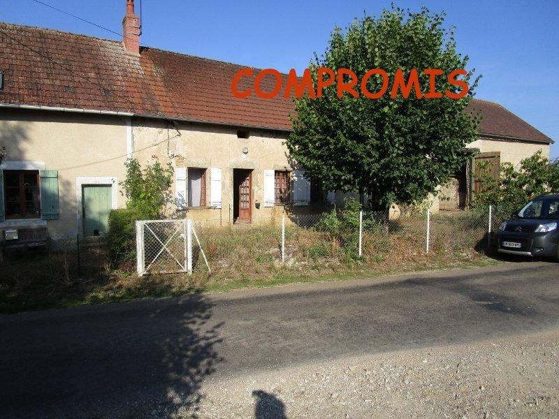 A vendre maison à rénover au pied du Morvan, en Bourgogne