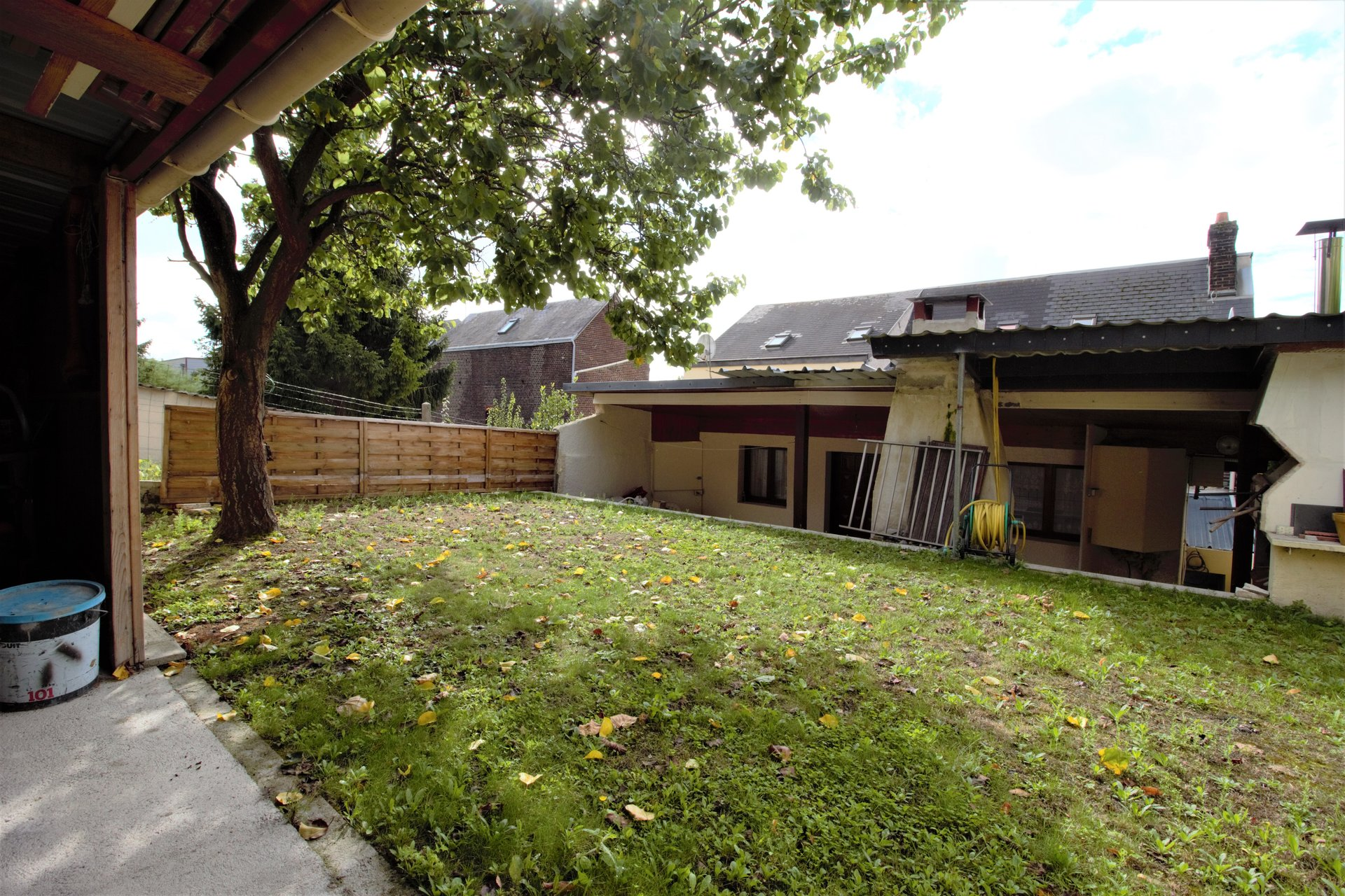Sale Terraced house - Amfreville-la-Mi-Voie