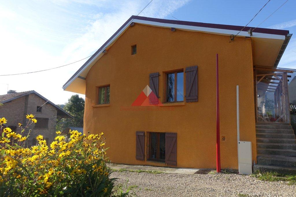 Maison individuelle avec Garage