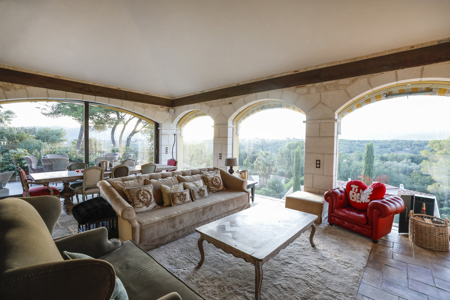 A Golfer's Dream Home in Mougins