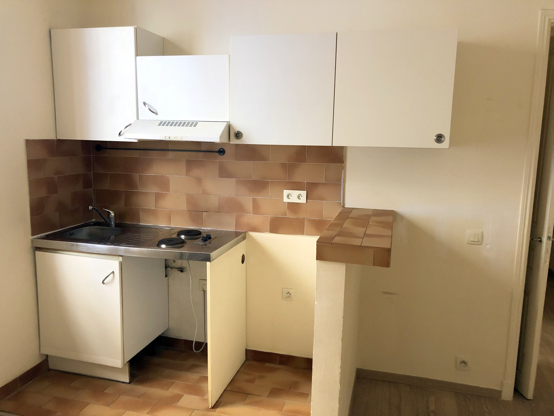location Nice 2 pieces 28m² Saint Jean d'Angely