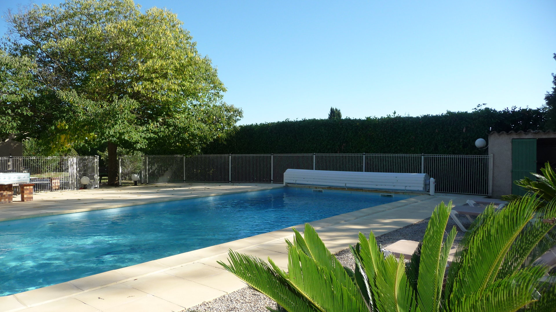 Pays de Fayence villa with a pool on a nice plot of 3000m²