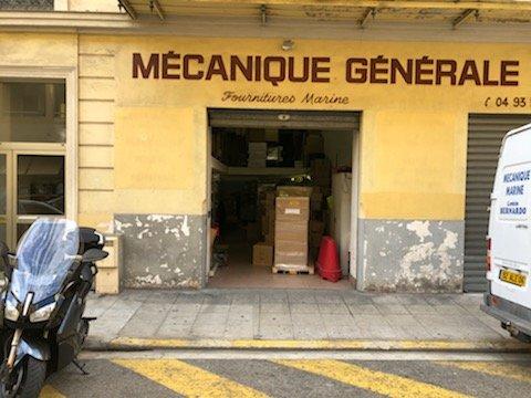 Entrepot - 10 Rue Emmanuel Philibert - Nice Port