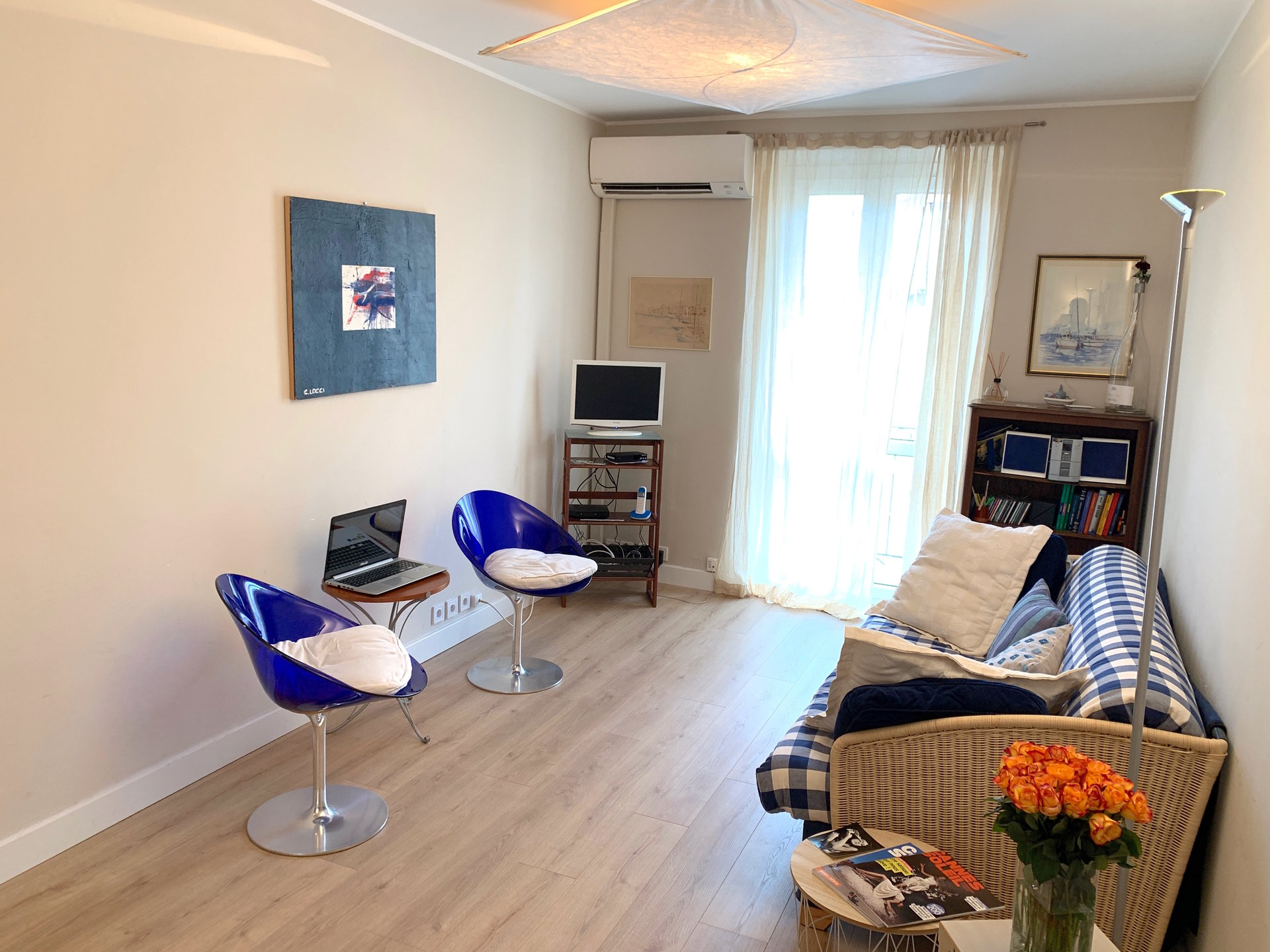 Apartment 4 people Cannes center (Banane)