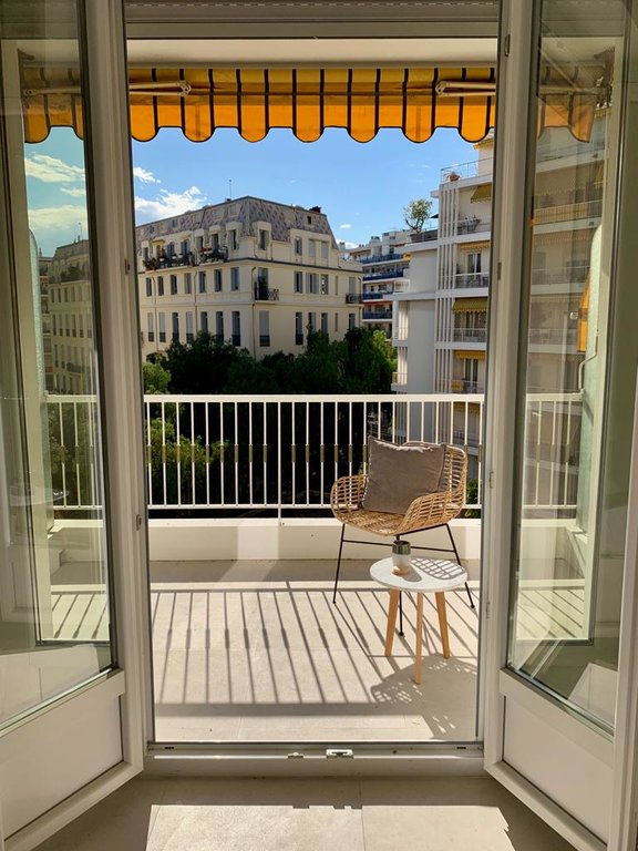 Carré d'Or – Le Palace – 3 pièces avec terrasse