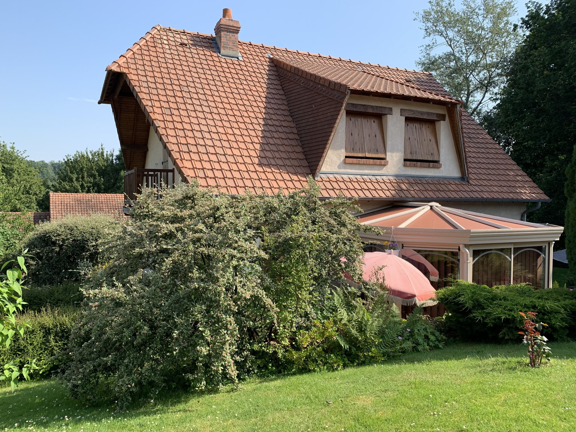 Pavillon traditionnel 120 m² hab superbe etat