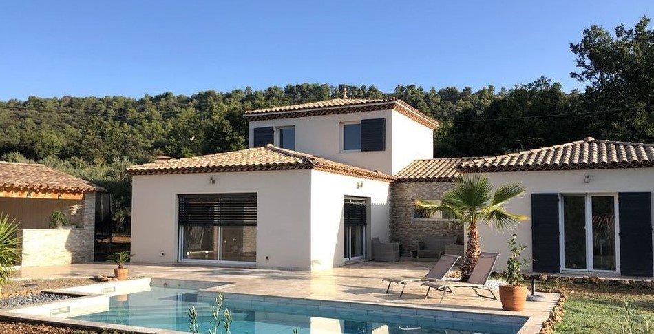 Modern Provençale VILLA( 2017).