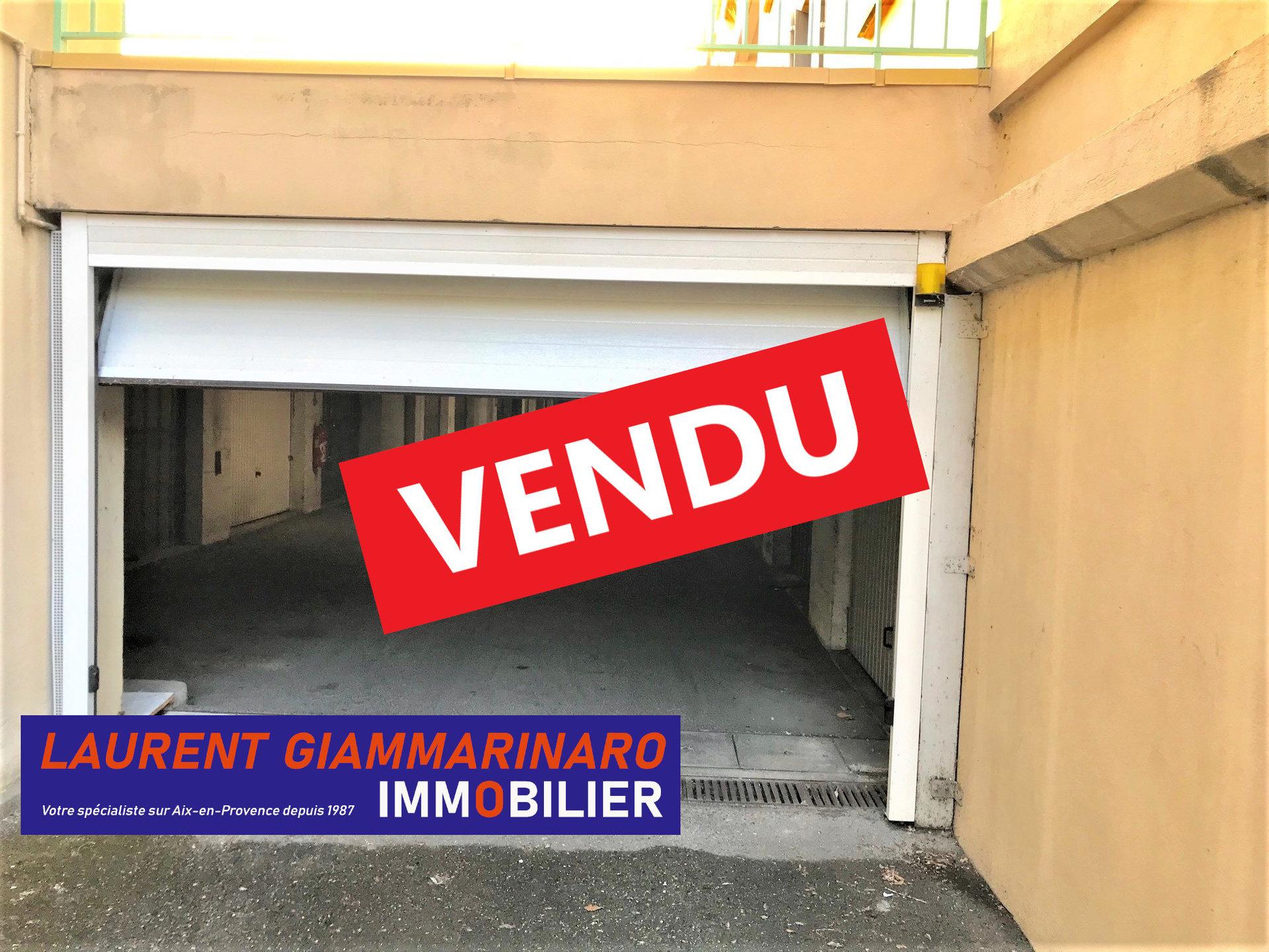 GARAGE 15,60 M² AVENUE GASTON BERGER