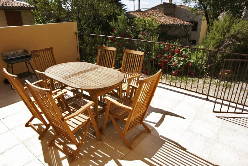 Appartment 65 m², terrace, Aiguines, Verdon, Var