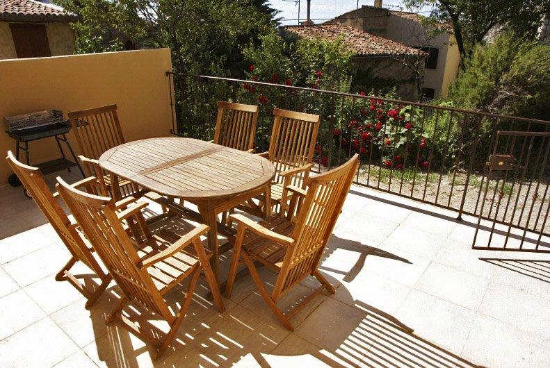 Appartement 65 m², terrasse, Aiguines, Verdon, Var