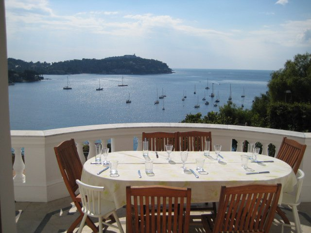 SEA VIEW VILLA - VILLEFRANCHE