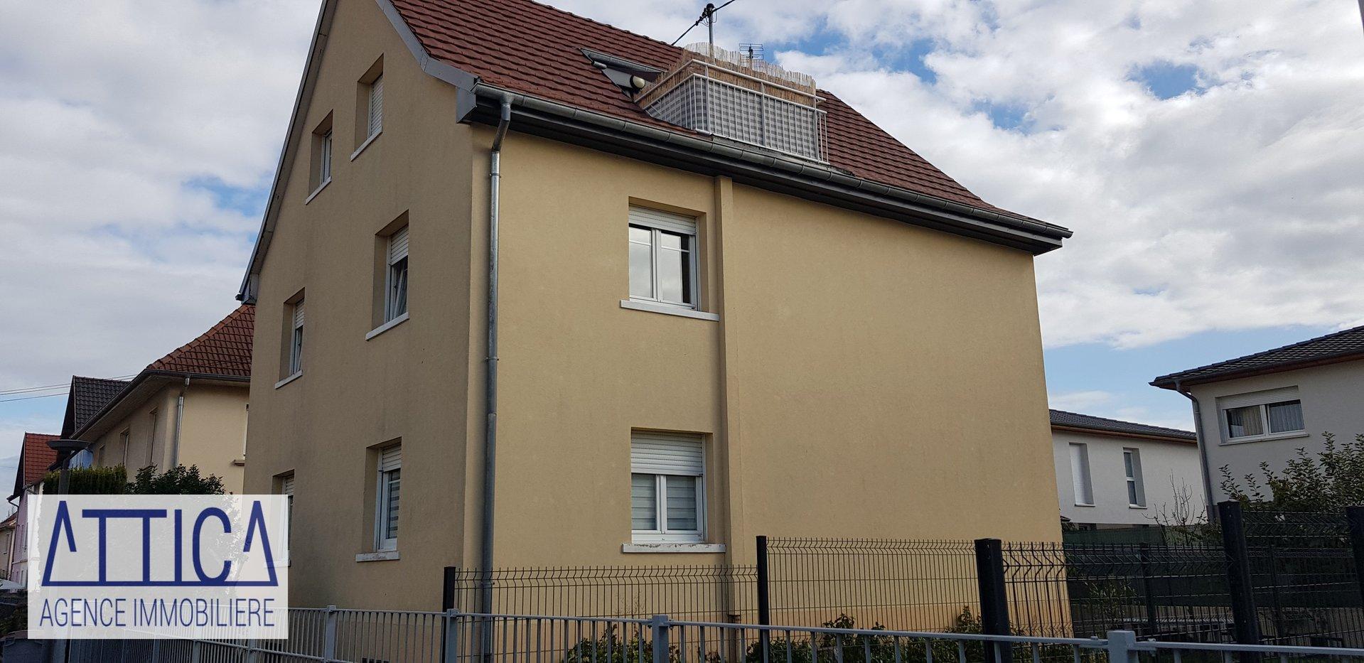 Vente Immeuble - Lutterbach
