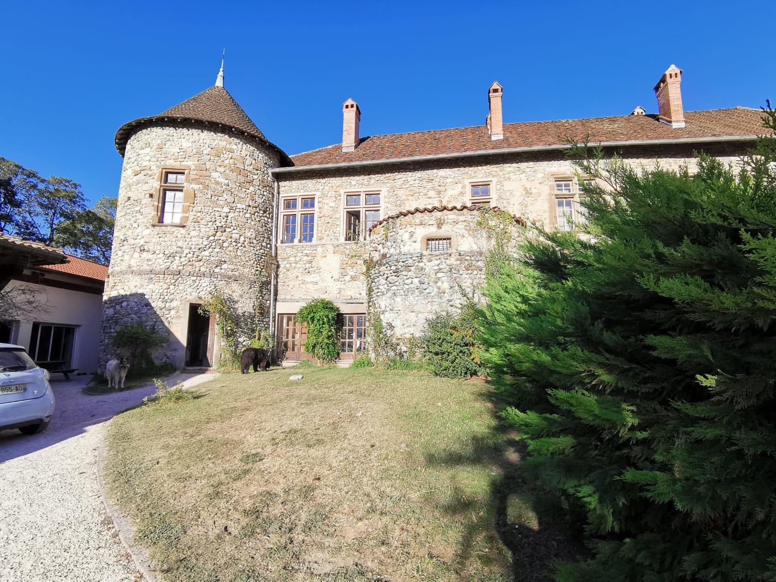 Sublime Château avec terrain