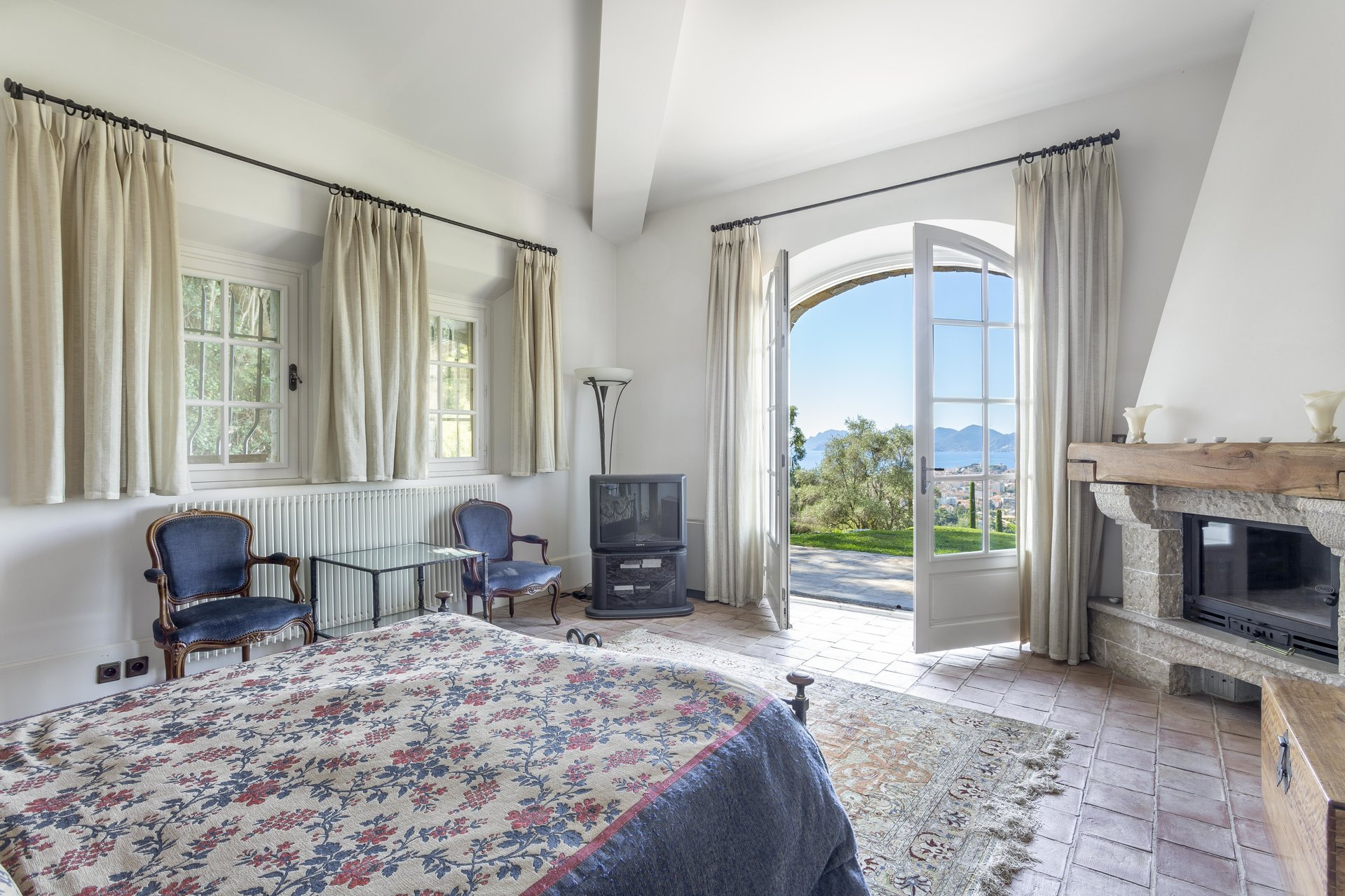 CANNES CALIFORNIE - SPLENDID PANORAMIC SEA VIEW