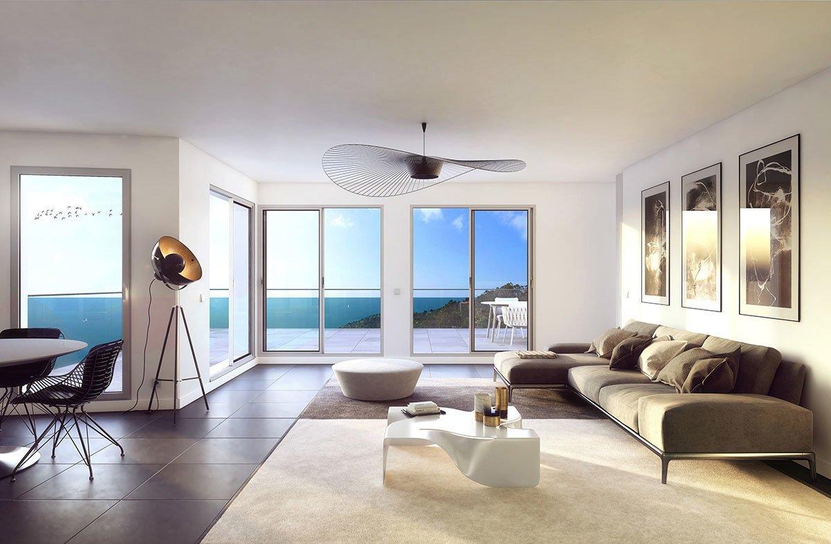 Vendita Appartamento - Èze