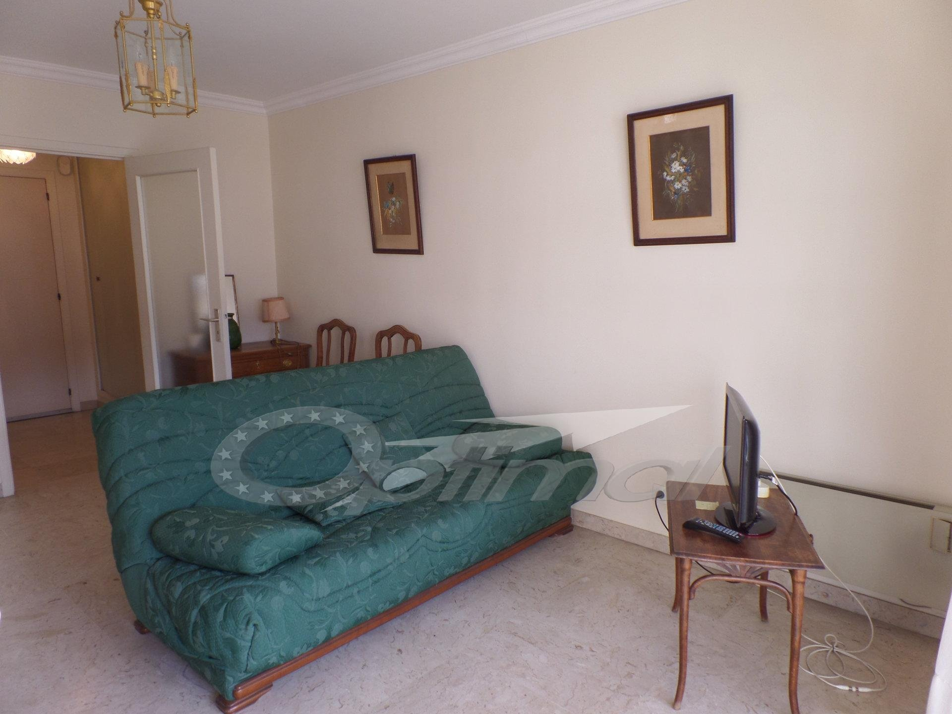 Seasonal rental Apartment - Menton Centre