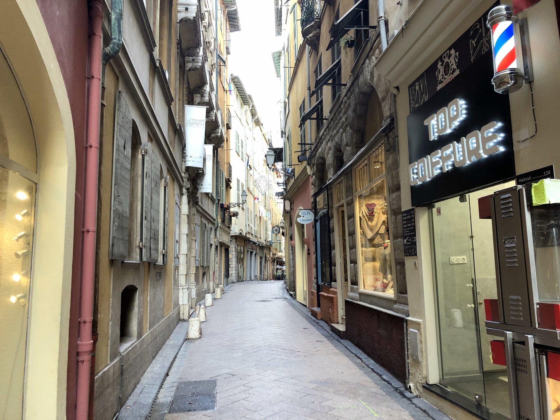 Affitto Appartamento - Nizza (Nice) Vieux Nice