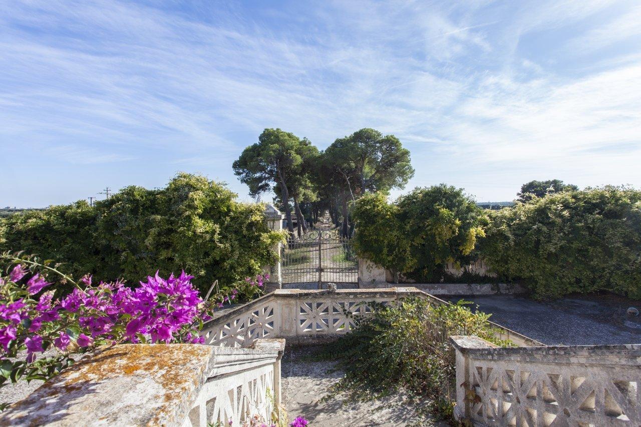 Unique estate in Puglia close to the sea